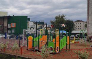 В Республике Алтай по нацпроекту благоустроят общественные и дворовые территории