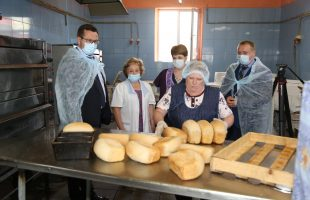 Президент Российского союза пекарей оценил одно из предприятий Республики Алтай