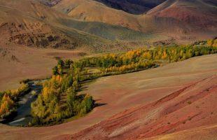 Погода в Республике Алтай 25 сентября