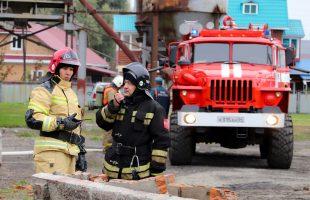 В Республике Алтай прошли командно-штабные учения